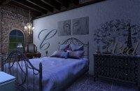 Innere Schlafzimmer
